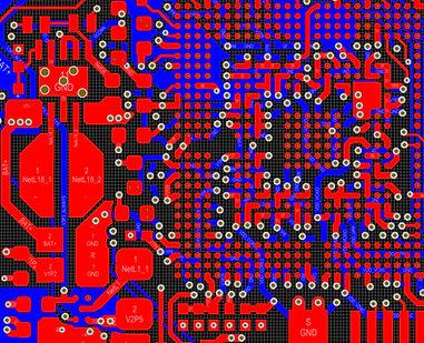 NK Labs PCB Layout
