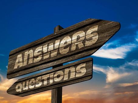 Как отвечать на вопросы аудитории (подстройка).