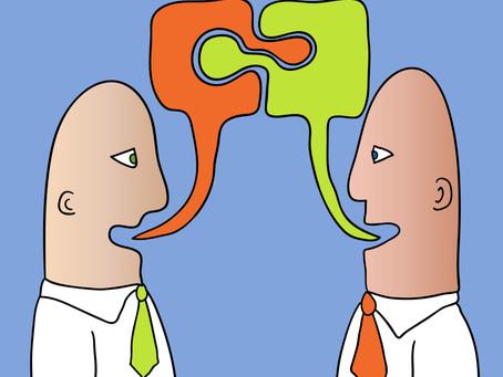 Умение вести разговоры
