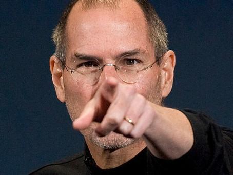 10 правил успешной презентации по Стиву Джобсу