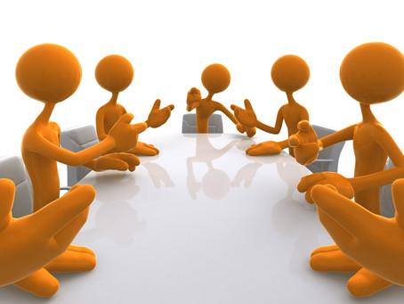 Об эффективности совещаний