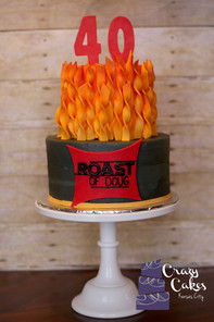 Roast Birthday Cake