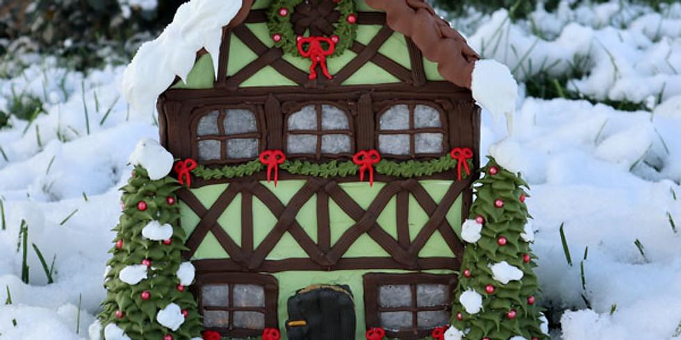 Christmas Gingerbread Class [Online]
