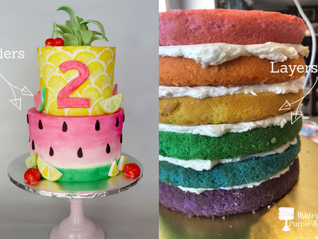 3 Basic Cake Terms your baker needs you to know.