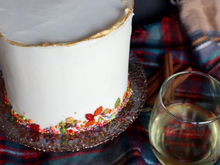 White Wine Cake