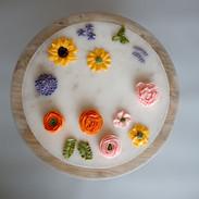 Buttercream Florals