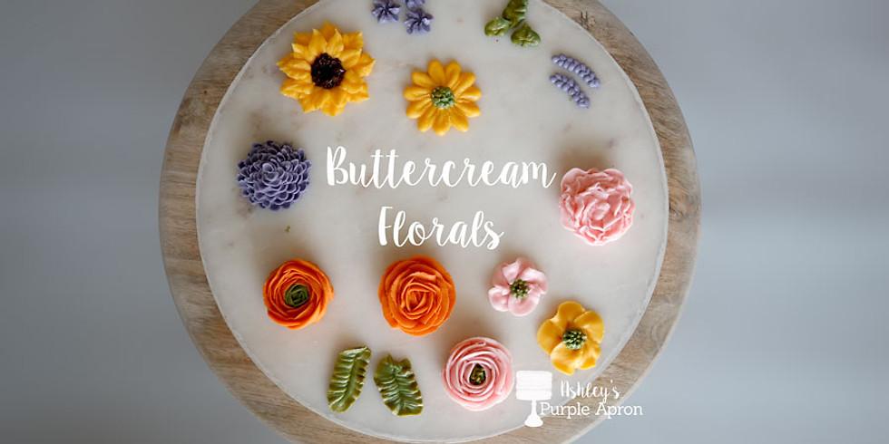 Buttercream Florals [Online]
