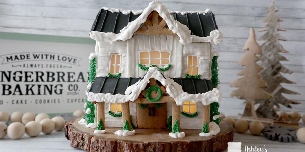 Christmas Gingerbread Class [Online VCC]