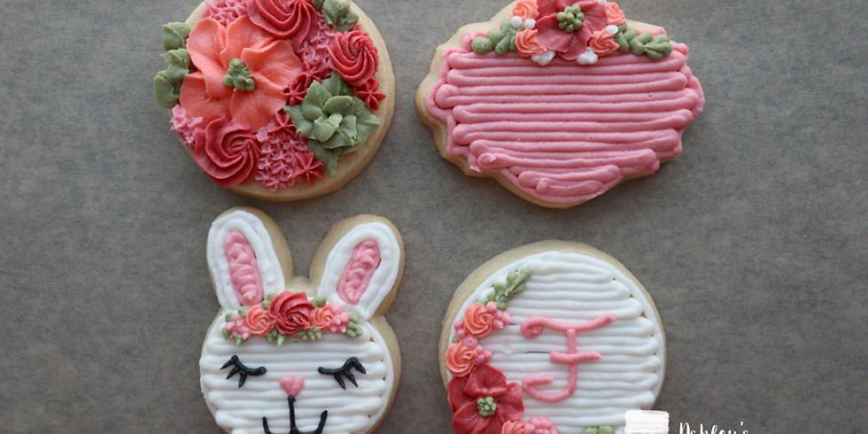 Buttercream Sugar Cookies