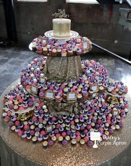 Mini Cupcake Wedding