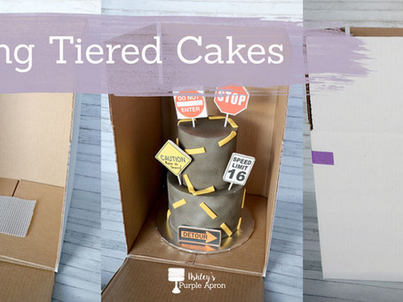 Tiered Cakes: A Guide to Boxing and Transporting