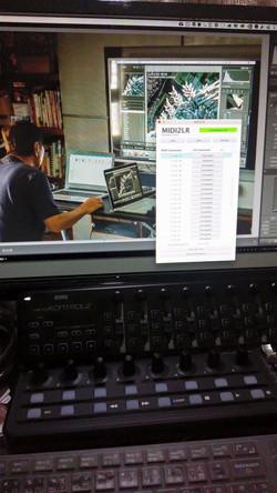 MIDI2LR速控台快速後製