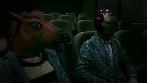 [MovieGoer影伴-]虛擬實境電影交友網站-使用情境微電影