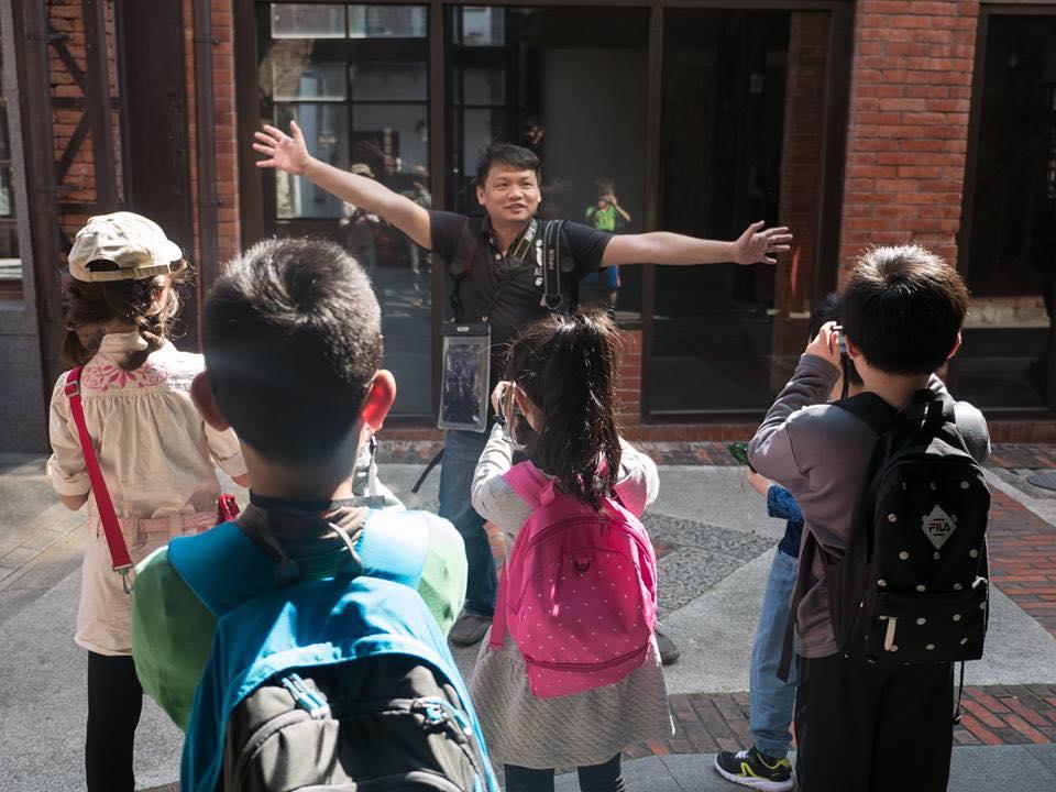 兒童寒假萬華老街巡禮