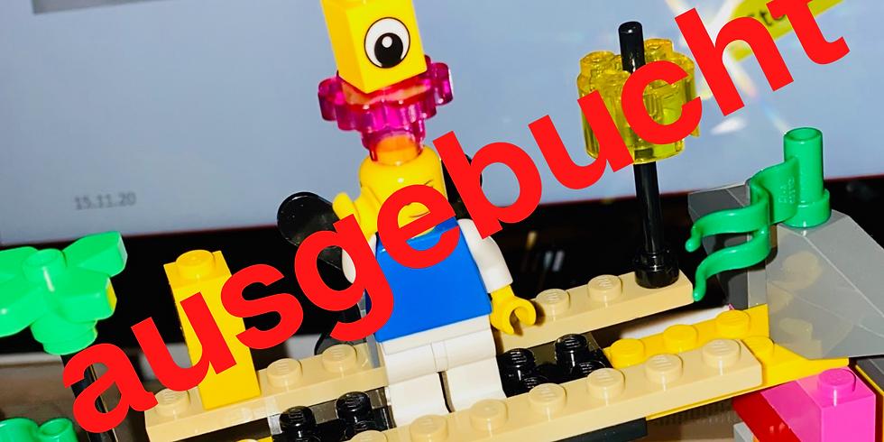 Kennenlernen LEGO® Serious Play® Methode online