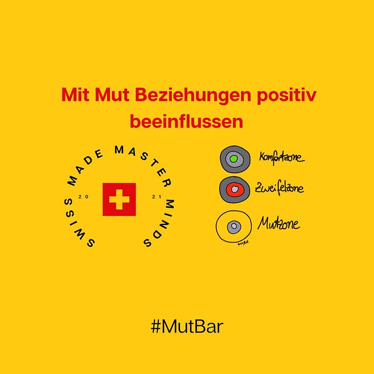 MutBar - mit Mut Beziehungen positiv beeinflussen