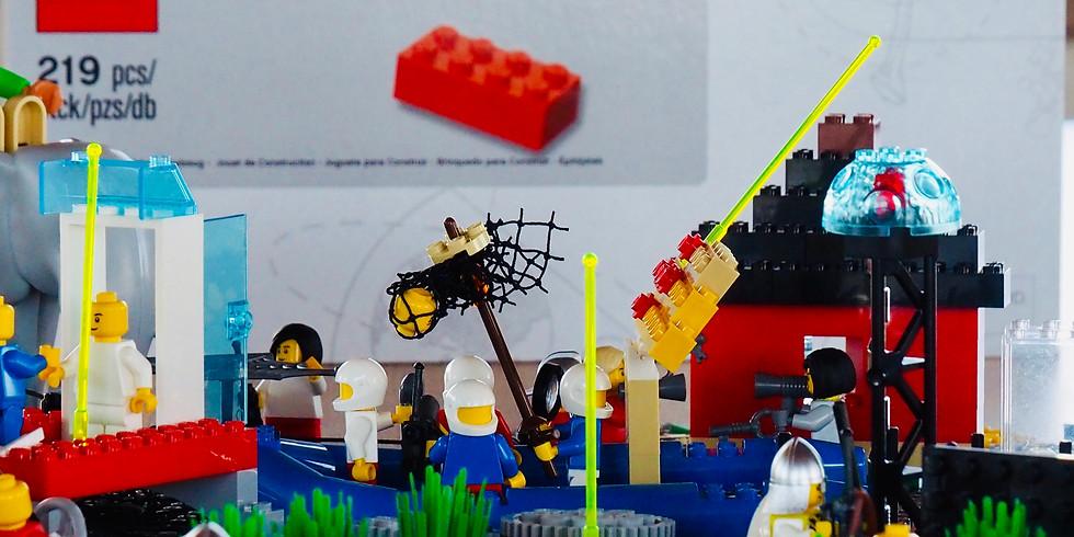 Kennenlernen der LEGO® Serious Play® Methode