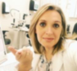 Dr.ª Patrícia de Freitas Dotto Quaresma. Diretora técnica Maya Clinic - Oftalmopediatria e Certificação Médica Aeronáutica
