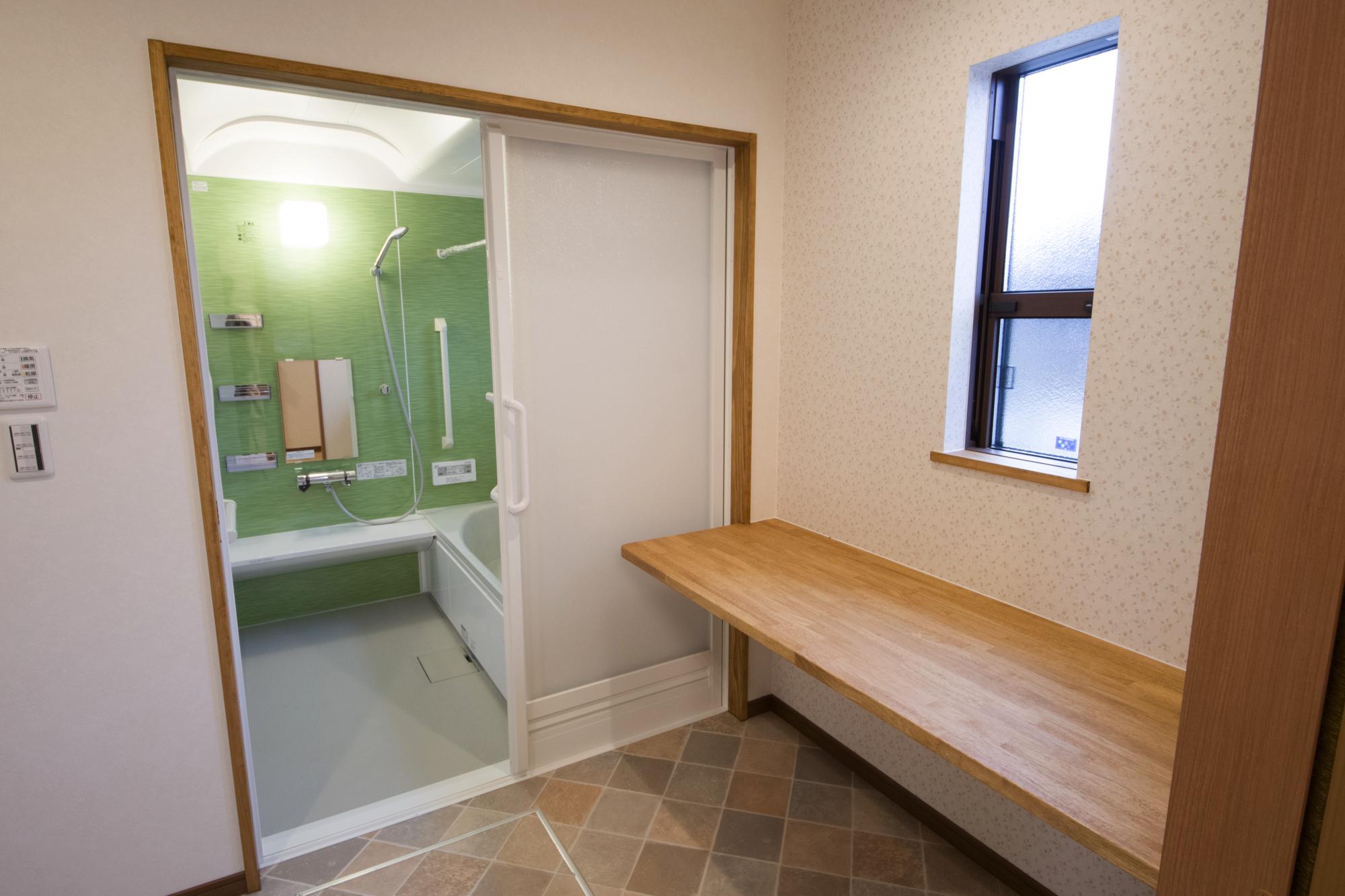 M.S様邸浴室
