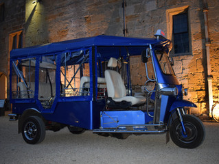 Cotswold Tuk Tuk Tours June 2018 Blog