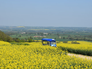 Cotswold Tuk Tuk Tours May 2018 Blog