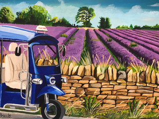 Cotswold Tuk Tuk Tours September 2018 Blog