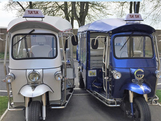 Cotswold Tuk Tuk Tours December 2018 Blog