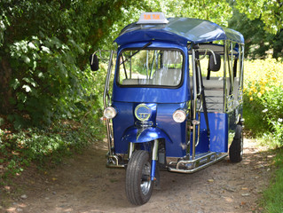 Cotswold Tuk Tuk Tours September Blog