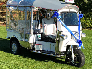 Cotswold Tuk Tuk Tours October 2018 Blog