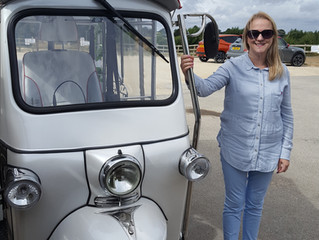 Cotswold Tuk Tuk Tours July 2018 Blog