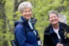 Women Hikers Appalachian PA