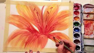Shawnee Institute Watercolor Seminar
