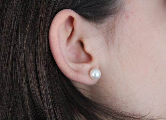 Boucles d'oreille PERLE