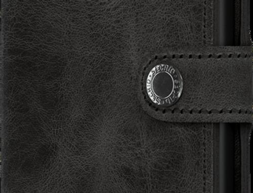 Secrid Vintage Black