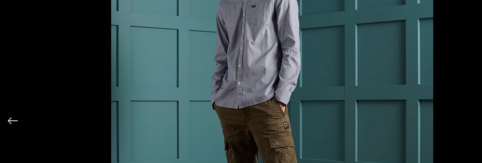 Superdry Classic London Shirt