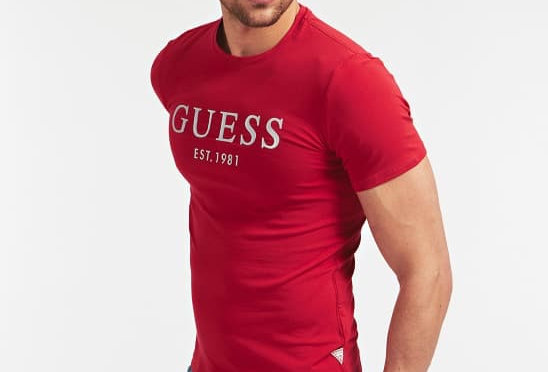 Guess Named Tee 1981