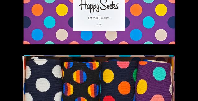 Happy Socks Box Sets