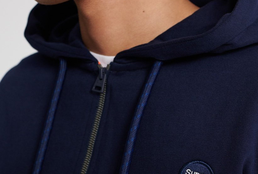 Superdry Collective Zip Hood