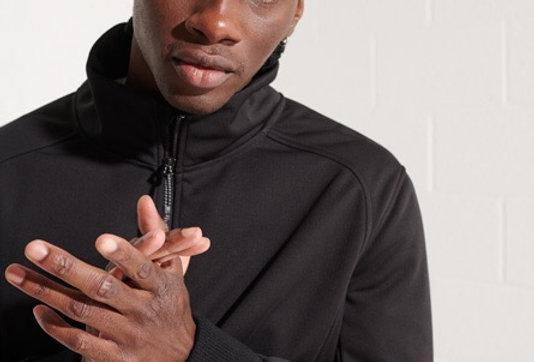 Superdry Bonded Soft Shell Jacket