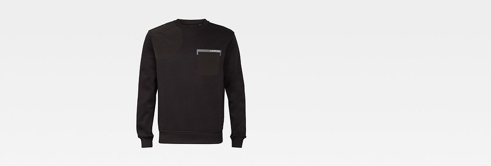 G-Star Hunting Patch Sweat