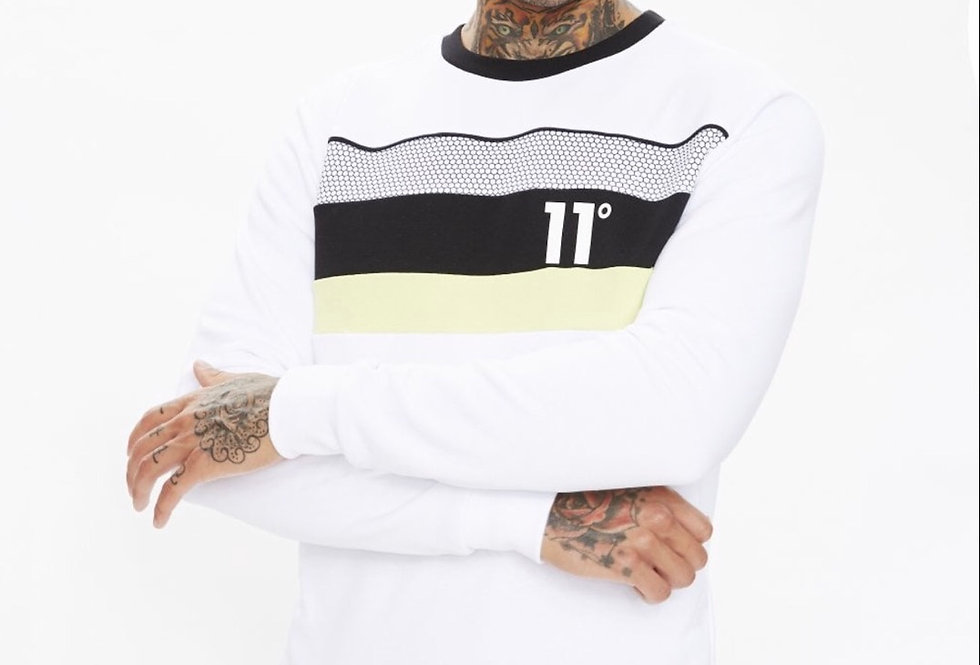 11 Degrees Mercury Mesh Sweat