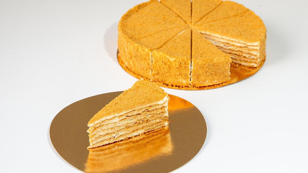 """Торт """"Медовый"""" (1,5 кг)"""