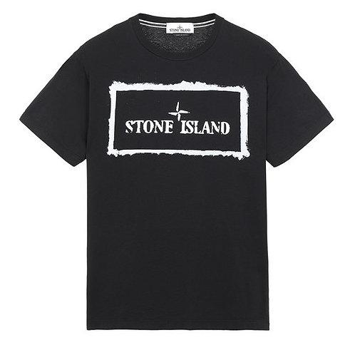 STONE ISLAND T-SHIRT 'STENCIL ONE'