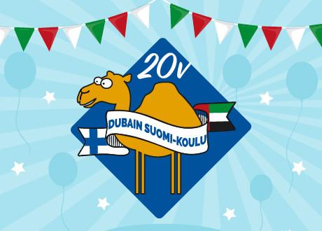 Dubain Suomi-koulu 20v