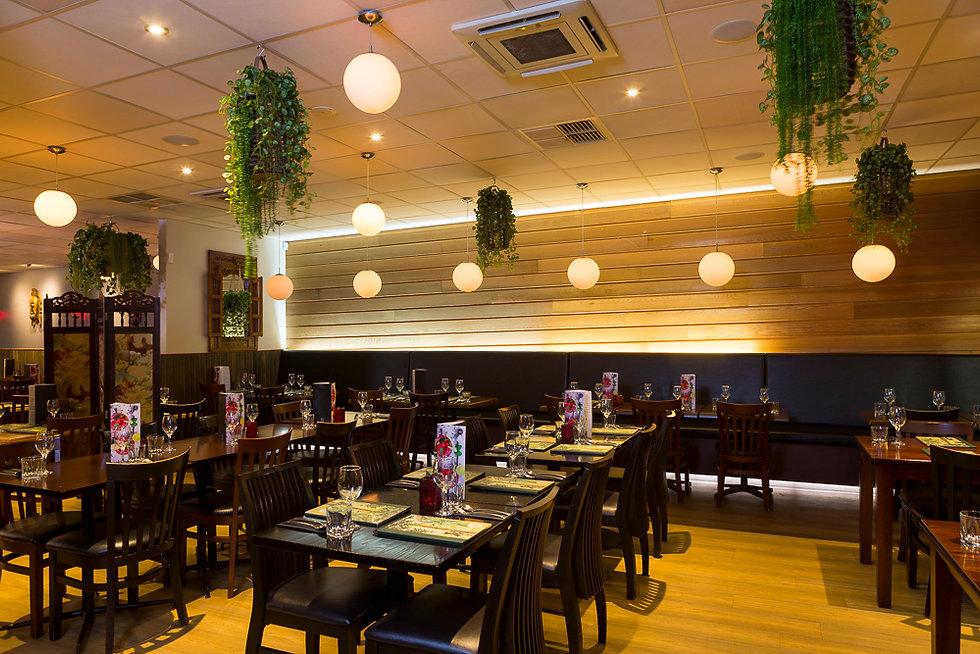 Mix Moon Restaurant - thai, malaysian, N