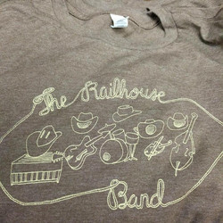 Railhouse Band T-shirt