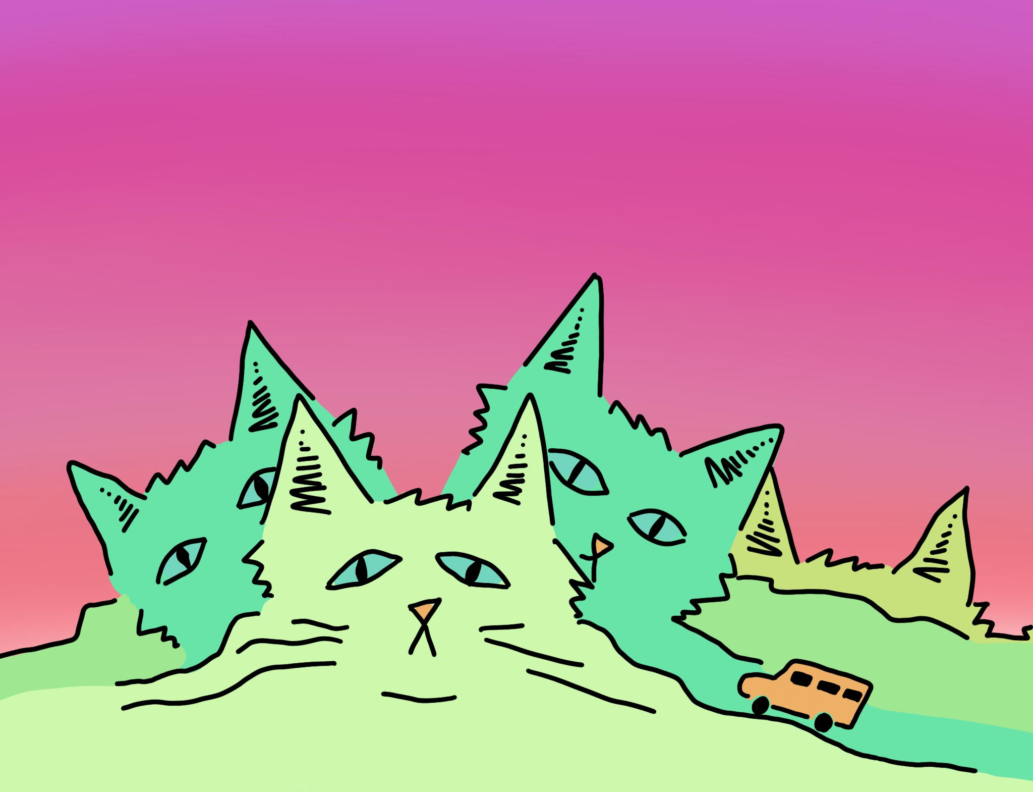 meowntains