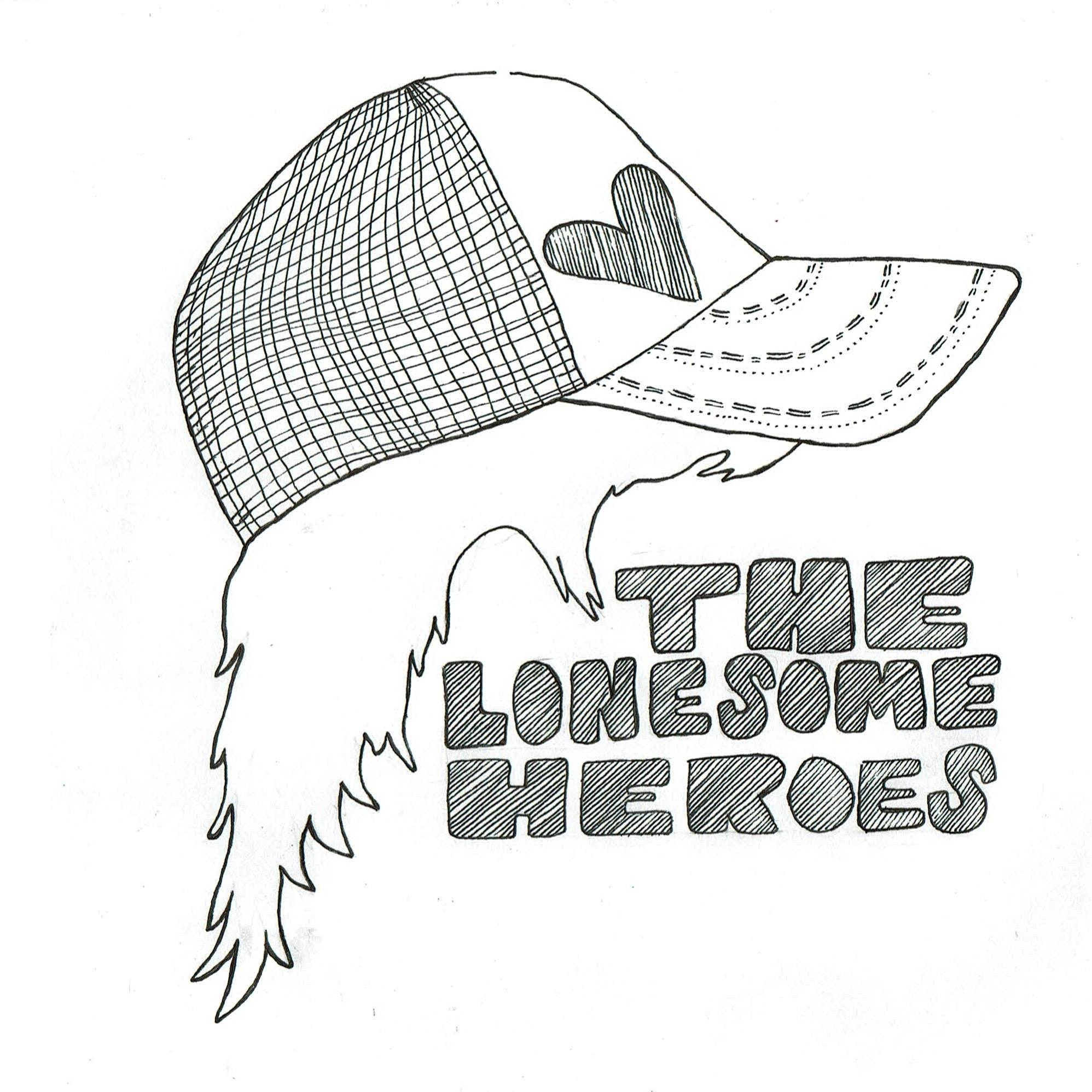 Lonesome Heroes Logo