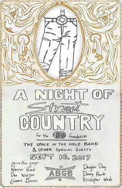 ABGB Strait Country Poster