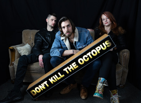 "Don't Kill The Octopus giving a glimb into their band life in new Video ""Stick Together"": Watch Here"